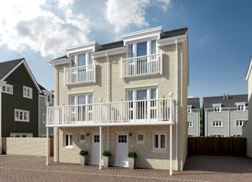 Thumbnail 3 bed semi-detached house for sale in Longwater Avenue, Green Park, Reading