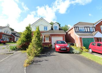 Thumbnail 3 bed detached house for sale in Allt-Yr-Yn Heights, Newport