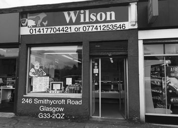 Thumbnail Retail premises for sale in Riddrie, Glasgow