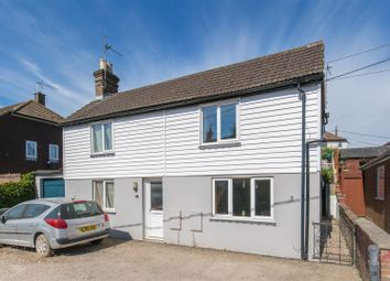 Thumbnail 2 bed semi-detached house for sale in Baker Street, Uckfield