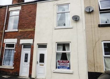 Thumbnail 2 bed terraced house for sale in Albert Road, Mexborough, Mexborough, South Yorkshire