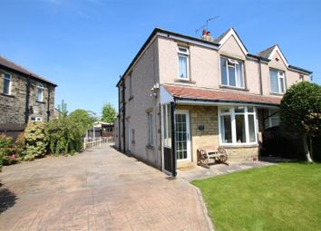 3 bed semi-detached house for sale in Newlands Crescent, Northowram, Halifax HX3