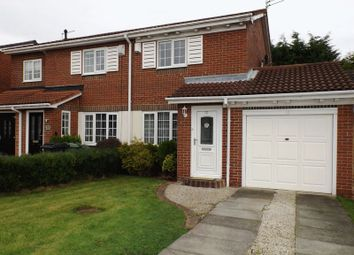 Thumbnail 2 bed semi-detached house to rent in Avebury Avenue, Stakeford, Choppington