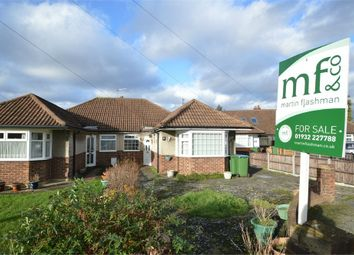 Thumbnail 3 bed semi-detached bungalow for sale in Cromwell Close, Walton-On-Thames