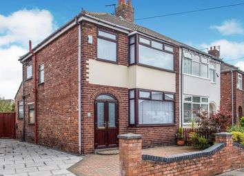 Thumbnail 3 bed semi-detached house for sale in Silverdale Drive, Litherland, Liverpool, Merseyside
