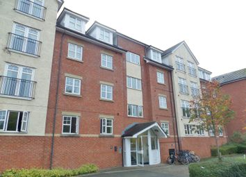 Thumbnail 2 bed flat to rent in Egremont Court, Wilderspool Causeway, Warrington