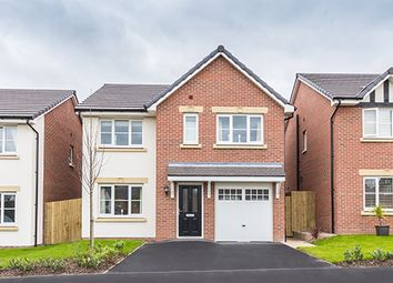"Thumbnail 4 bed detached house for sale in ""Carlton"" at Bye Pass Road, Davenham, Northwich"