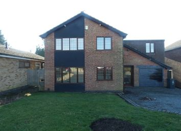 Thumbnail 4 bedroom property to rent in Oakham Drive, Coalville