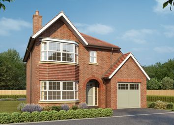 Thumbnail 3 bedroom detached house for sale in Worting Road, Basingstoke