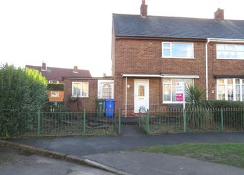 Thumbnail 2 bed semi-detached house for sale in Dixon Court, Cottingham