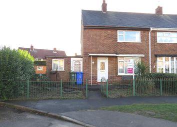 Thumbnail 2 bed semi-detached house for sale in Dixon Court, Cottingham