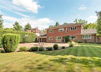 Thumbnail 5 bed detached house for sale in Mark Way, Godalming, Surrey