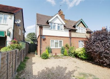 Thumbnail 3 bed semi-detached house to rent in Church Road, Addlestone, Surrey