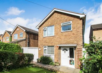 Thumbnail 4 bed detached house for sale in Sunninghill Rise, Arnold, Nottingham
