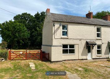 Thumbnail 4 bed semi-detached house to rent in Four Row, Roxholm, Sleaford