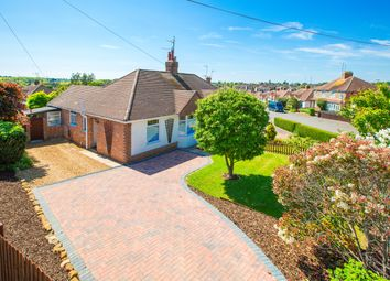Thumbnail 2 bed semi-detached bungalow for sale in Bryant Road, Kettering