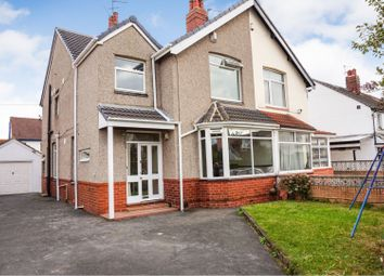Thumbnail 4 bed semi-detached house for sale in Ayresome Terrace, Roundhay