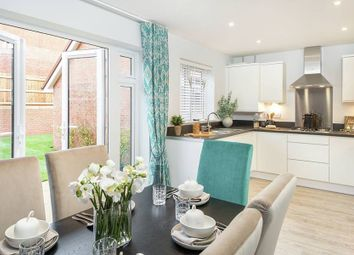 """Thumbnail 3 bed detached house for sale in """"The Brook A"""" at Amlets Lane, Cranleigh"""