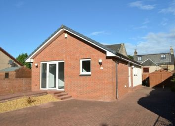Thumbnail 3 bed detached bungalow to rent in Waverley Road, Stenhousemuir, Larbert