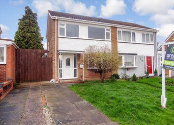 3 bed semi-detached house for sale in Hillman, Glascote, Tamworth B77