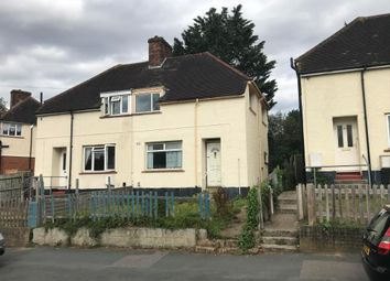 Thumbnail 4 bed semi-detached house for sale in 70 Hart Dyke Road, Swanley, Kent