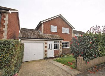 Thumbnail 4 bedroom detached house for sale in Telford Close, Weymouth, Dorset