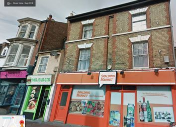 Thumbnail 3 bedroom flat to rent in Station Street, Spalding