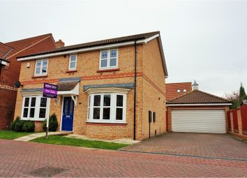 Thumbnail 4 bed detached house for sale in Twigg Crescent, Armthorpe, Doncaster
