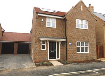 Thumbnail 4 bed detached house for sale in Twickenham Road, Buckingham