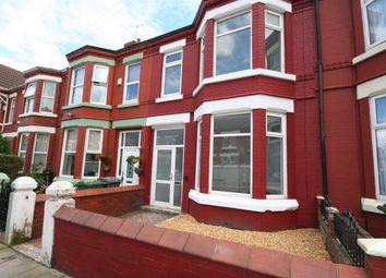 Thumbnail 4 bed semi-detached house for sale in Brougham Road, Wallasey