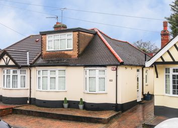 3 bed semi-detached bungalow for sale in Bush Road, Buckhurst Hill IG9