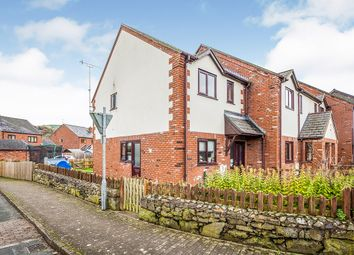 Thumbnail 3 bed end terrace house for sale in Cae Dafydd, Meifod, Powys