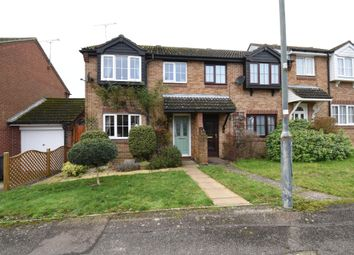 Thumbnail 3 bed end terrace house for sale in Cherry Tree Rise, Walkern, Stevenage, Herts