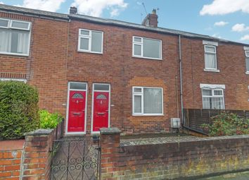 Thumbnail 3 bed flat for sale in Woodhorn Road, Ashington