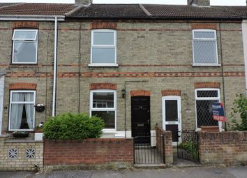 Thumbnail 3 bed terraced house to rent in Blackheath Road, Lowestoft