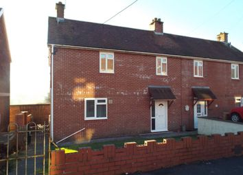 Thumbnail 3 bed semi-detached house to rent in Grugos Avenue, Pontyberem, Llanelli
