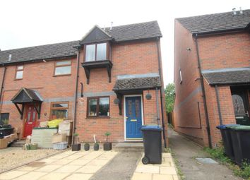 Thumbnail 2 bed end terrace house for sale in Monkswood, Littleport, Ely
