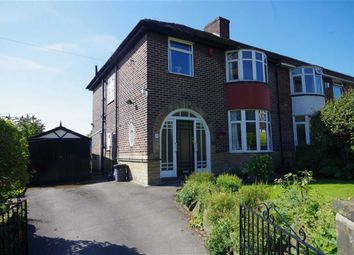 Thumbnail 3 bed semi-detached house for sale in Oxford Road, Well Head, Halifax
