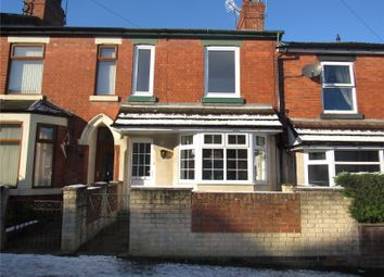 Thumbnail 2 bed terraced house for sale in Cavendish Street, Mansfield, Nottinghamshire