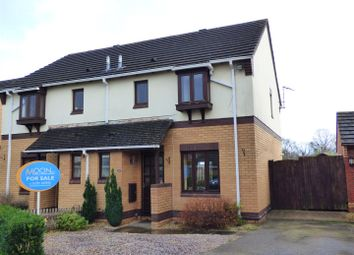 Thumbnail 3 bed semi-detached house for sale in Canon Lane, Caerwent, Caldicot