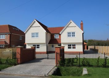 Thumbnail 5 bed detached house for sale in Colchester Road, Great Bromley