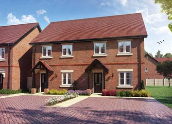 "Thumbnail 3 bed semi-detached house for sale in ""Plot 9"" at Lewes Road, Ringmer, Lewes"