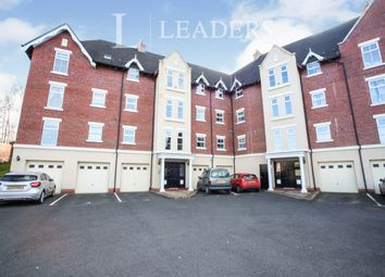 Thumbnail 2 bed flat to rent in Tiverton Court, Blakemere Drive, Kingsmead