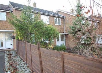 Thumbnail 3 bed terraced house to rent in Colestrete, Stevenage, Herts