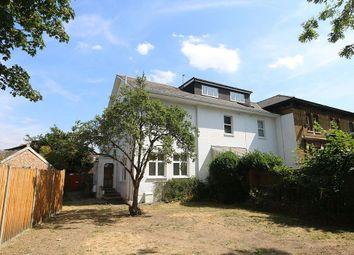 Thumbnail 3 bed semi-detached house for sale in The Oaks, Uxbridge Road, Feltham, London