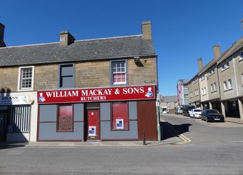Thumbnail Retail premises for sale in Swanson Street, Thurso