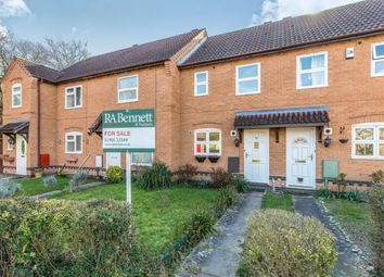 Thumbnail 2 bed terraced house for sale in Fox Drive, St Peters, Worcester, Worcestershire