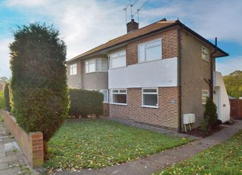 Thumbnail 2 bed flat to rent in Shepperton Road, Petts Wood, Orpington