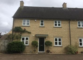 Thumbnail 3 bed end terrace house for sale in Birch Grove, Witney