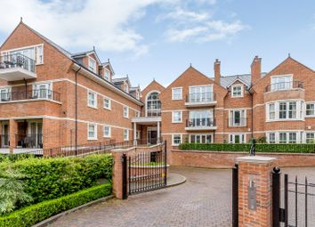 Thumbnail 3 bed flat for sale in The Villiers, Gower Road, Weybridge